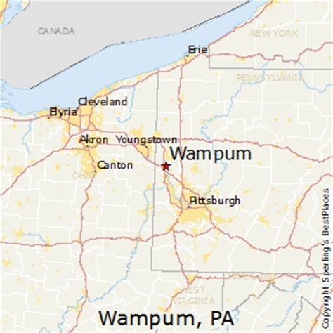 best places to live in wampum, pennsylvania