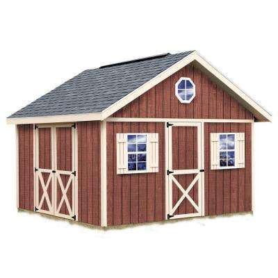wood sheds the home depot