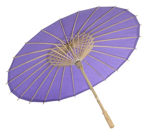 Paper Umbrella - 32 quot purple paper paper parasol umbrellas on sale now