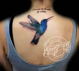 realistic hummingbird tattoo flickr photo sharing