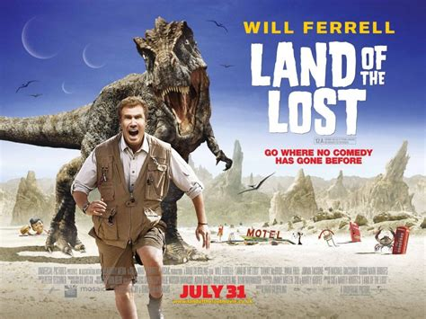 the lost free land of the lost 2009 poster freemovieposters net