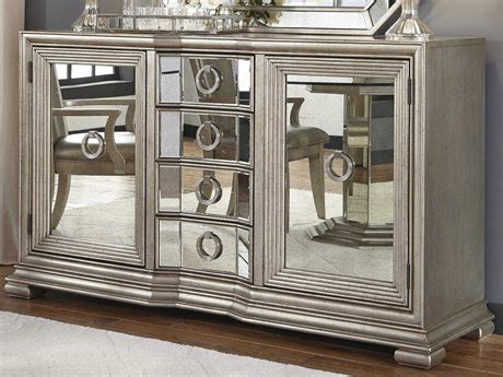 silver buffet tables sideboards luxedecor