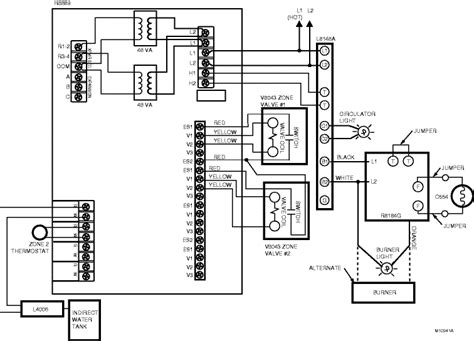 honeywell dual aquastat wiring diagram 38 wiring diagram