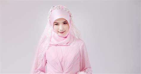 Bbs Dress Batik 4 gaun pengantin muslim sederhana untuk pesta pernikahan
