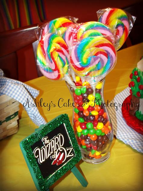 Wizard Decorations by Wizard Of Oz S Cakes Photography Fb Page Wizard Of Oz Ideas