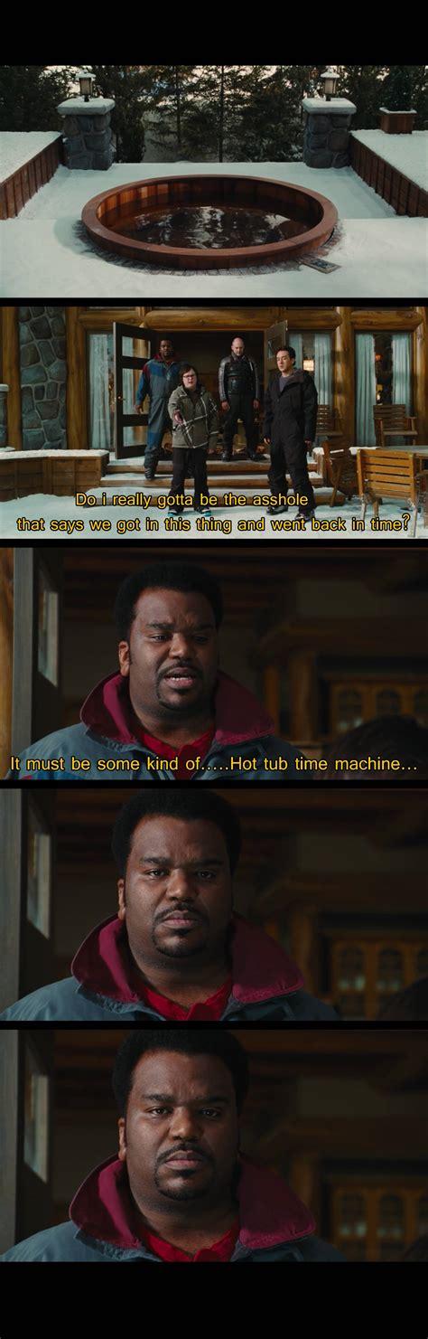 funny movies like hot tub time machine