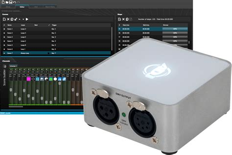 computer controlled lights software dj s mydmx 2 0 multi platform hardware software