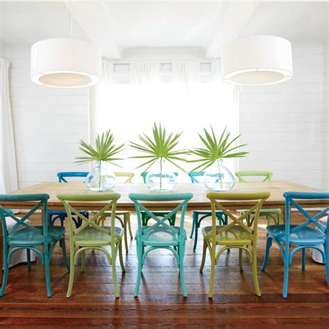 coastal living dining room watersound dining room beach house dining rooms