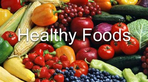 what is the healthiest food healthy food esl lessons