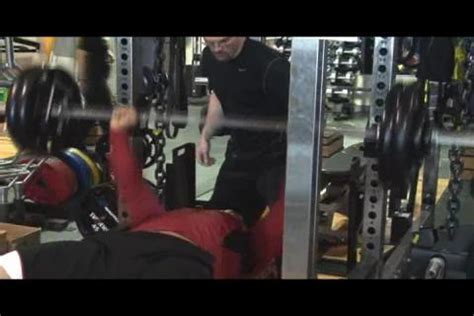 ndamukong suh max bench press how to build a stronger chest stack