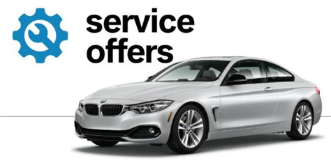 bmw service coupons bmw special offers in miami
