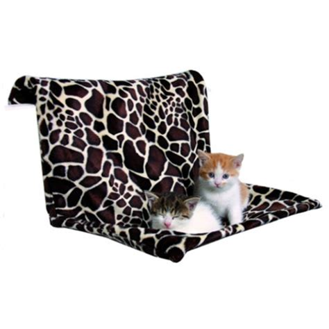 hamacas para gatos hamaca para gatos para radiador jirafa tiendanimal