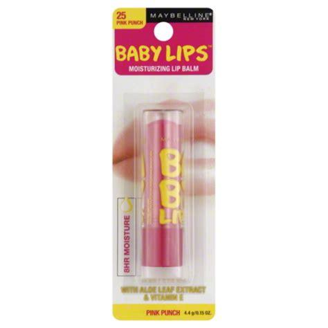 Lipstik Maybelline Baby maybelline baby lip balm pink punch