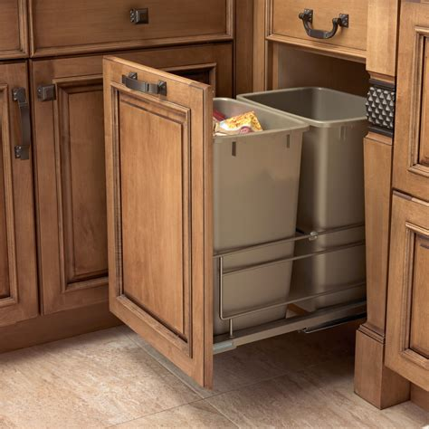 Kitchen Cabinet Storage Bins Kitchen Astounding Kitchen Island With Trash Bin Kitchen Cabinet Trash Pull Out Kitchen Island