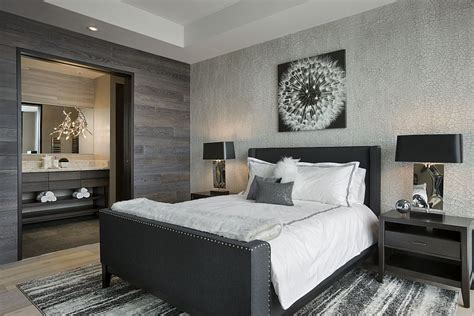 luxury guest bedroom guest bedroom combines cabin style with a high end hotel