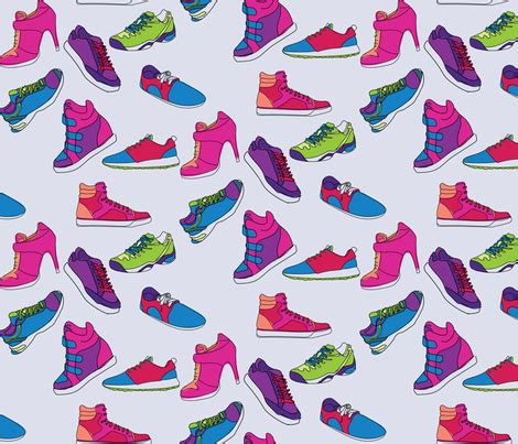 fabric pattern designer jobs the right shoes for the job belinda paige spoonflower