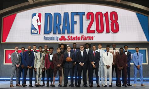 nba draft 2018 by hoopshype