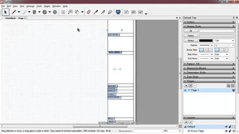 sketchup layout title block sketchup pro layout membuat kop gambar atau etiket