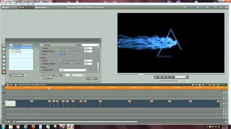tutorial video pinnacle tutorial for video effects made in pinnacle studio 14 hd