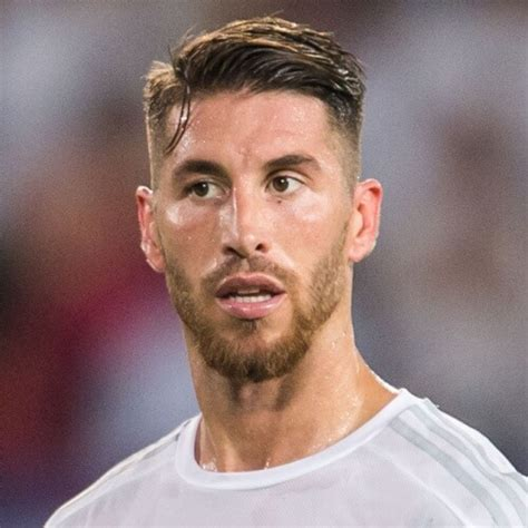 Sergio Ramos Hairstyle by 50 Sergio Ramos Haircuts Hairstyles World