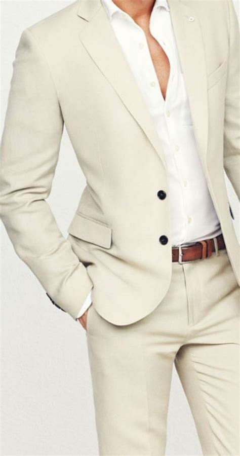 Best 25  Mens cream suit ideas on Pinterest   Cream suits for men, Cream blazer mens and Mens