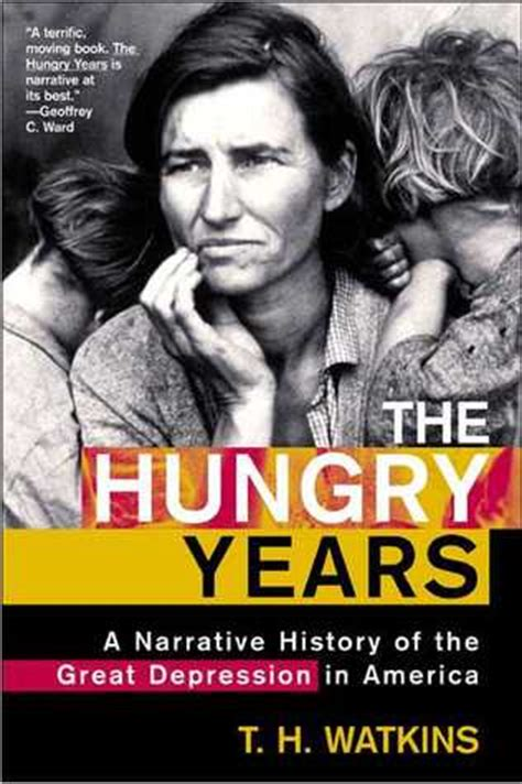 pierson the hungry years books the hungry years a narrative history of the great