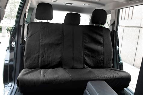 suv bench seat covers 23pc set faux leather black suv seat covers buckets bench