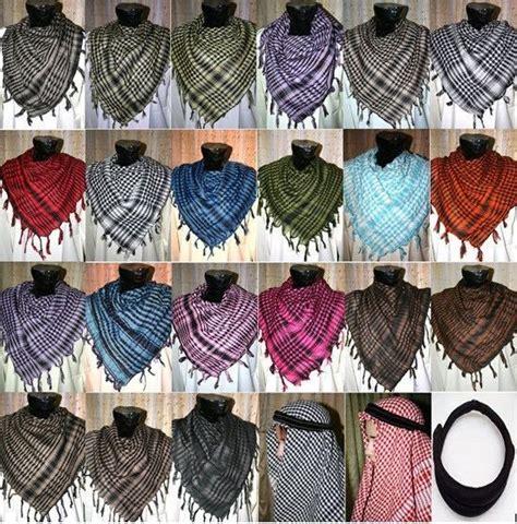 keffiyeh color meaning palestine arafat scarf arab desert army camo