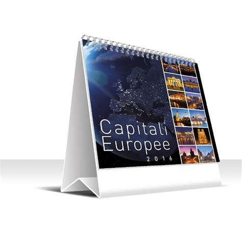 calendari tavolo personalizzati calendari personalizzati da muro e da tavolo 2018