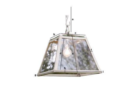 serre weight 26cm serre suspension light very luminous charming pib