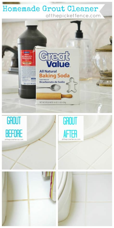 Grout Cleaner Diy 16 Hydrogen Peroxide Cleaning Recipes To Clean Almost Everything The Most Viral Collection Of