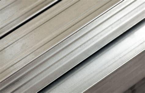 knauf st nderwerk u profil trockenbau u profil silber eloxiert 8 mm x 10 mm