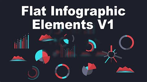 after effects free infographic template flat infographic elements v1 infographics download