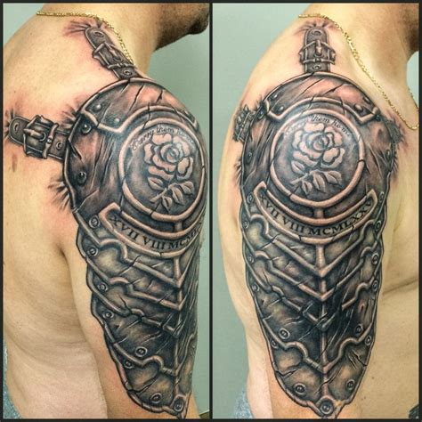 shoulder armor tattoo designs 1000 ideas about armor on shoulder