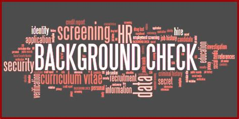 Employment Criminal Background Check How Far Back Background Check Limitations How Far Back Do Criminal Checks Go