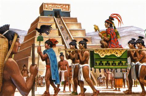 imagenes de los aztecas animadas los aztecas y la tierra prometida historia