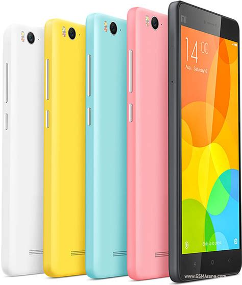 Hp Xiaomi Gsmarena xiaomi mi 4i pictures official photos