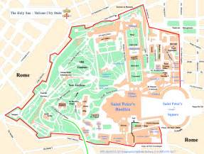 map of the state of vatican city photos diagrams
