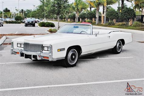 1976 Cadillac Eldorado Convertible by Absolutly Beautiful 1976 Cadillac Eldorado Convertible