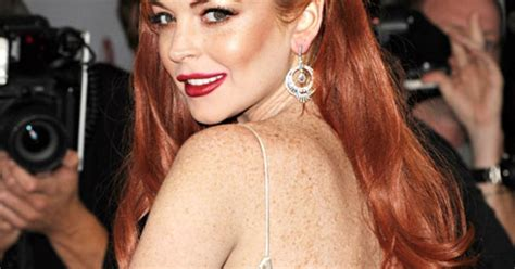 Lindsay Lohan Ditches Rehab by Lindsay Lohan At Two California Nightclubs Before