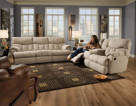wall hugger reclining sofa recline designs re energize reclining sofa console