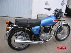 Honda G Honda Cb 250 G 1975 Specs And Photos