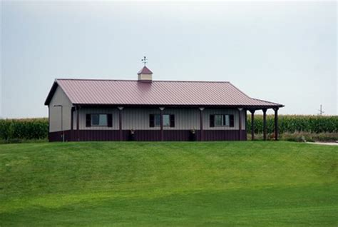 Western Homes Floor Plans by Ranch Style Pole Barn Houses House Design Plans