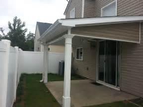 ward 10 x 12 wood framed patio cover w fan