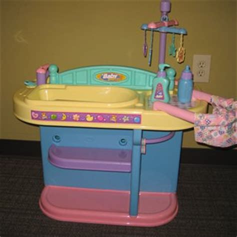 Baby Doll Changing Table And Care Center Baby Doll Changing Table And Care Center Cp Toys Baby Doll Changing Table And Care Center With