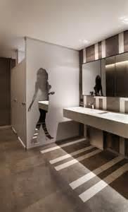 Restroom Design Turkcell Maltepe Plaza By Mimaristudio In Istanbul This Bathroom Tres Chic Architecture