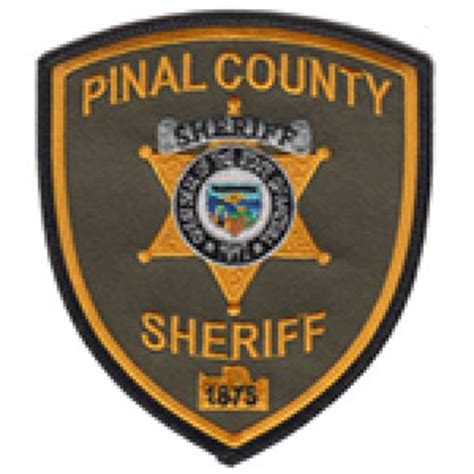 Pinal County Records Deputy Sheriff Jason Pinal County Sheriff S Office Arizona
