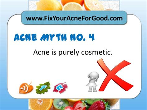 13 Surprising Myths About Acne by 5 Common Acne Myths