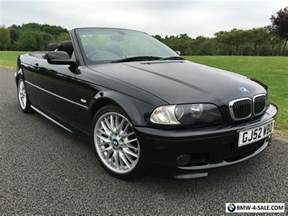 Bmw 330ci Convertible 202 Sports Convertible 330 For Sale In United Kingdom