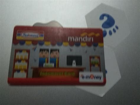 Indomaret Card Etoll Card sendy